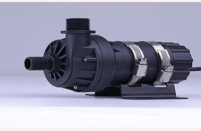 DC60E Mini DC Submersible Circulation Pump for Fountain Garden