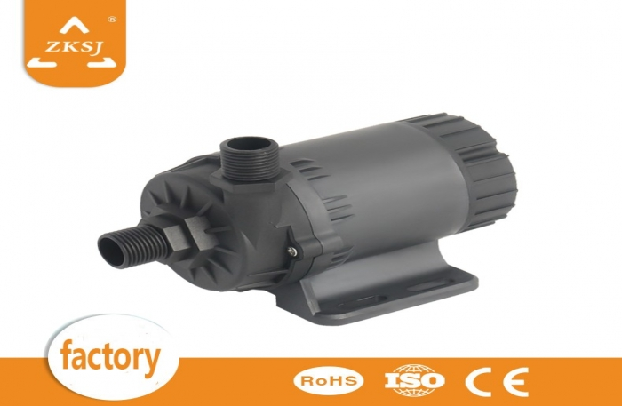 DC60E-DC12/24v DMX512 Music fountain pump
